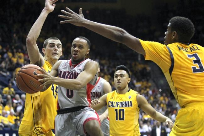 Arizona vs. Cal - 3/5/15 College Basketball Pick, Odds, and Prediction