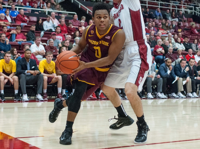 Arizona State vs. Stanford - 3/5/15 College Basketball Pick, Odds, and Prediction