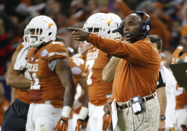 College Football Preview: The 2015 Texas Longhorns