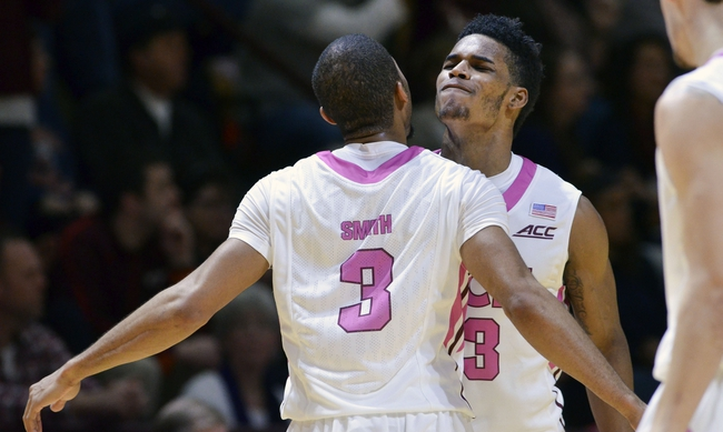 Virginia Tech vs. Pittsburgh - 1/27/15 College Basketball Pick, Odds, and Prediction