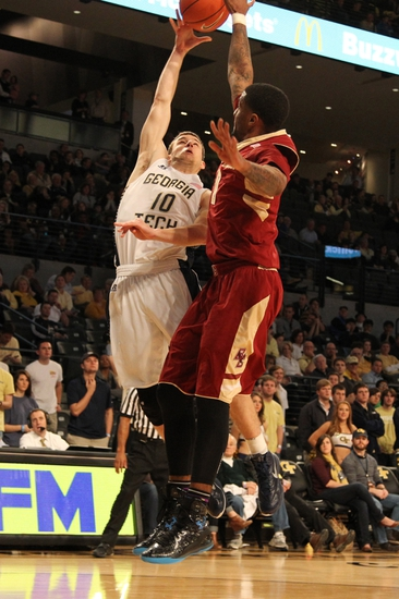 Boston College vs. Georgia Tech - ACC Tournment 1st Round - 3/10/15 College Basketball Pick, Odds, and Prediction