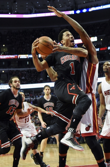 Miami Heat vs. Chicago Bulls - 4/9/15 NBA Pick, Odds, and Prediction