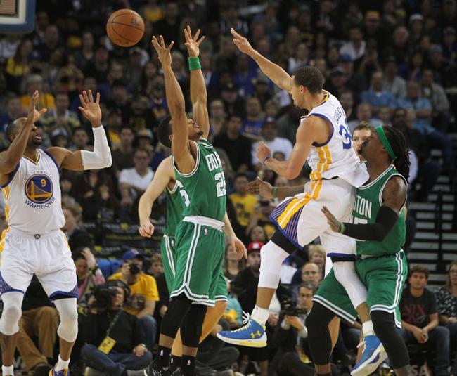 Boston Celtics vs. Golden State Warriors - 3/1/15 NBA Pick, Odds, and Prediction
