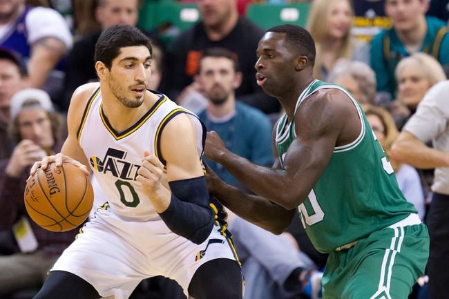 Celtics vs. Jazz - 3/4/15 NBA Pick, Odds, and Prediction