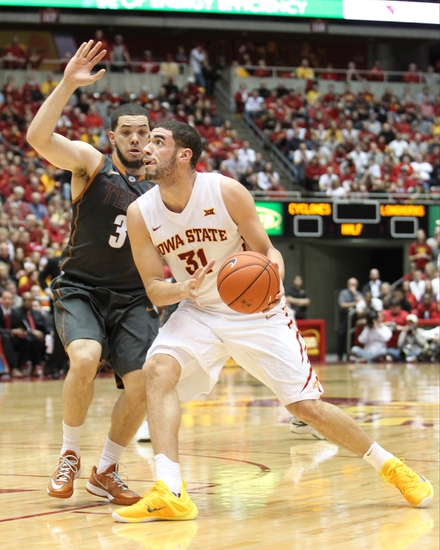 Iowa State Cyclones vs. Texas Tech Red Raiders - 2/7/15 College Basketball Pick, Odds, and Prediction