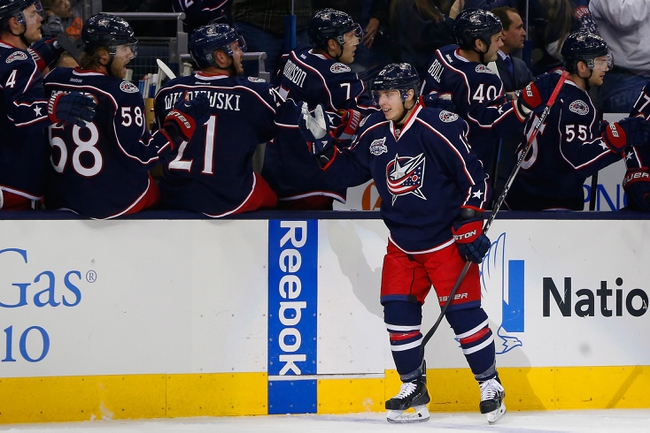 Blue Jackets vs. Coyotes - 2/3/15 NHL Pick, Odds, and Prediction
