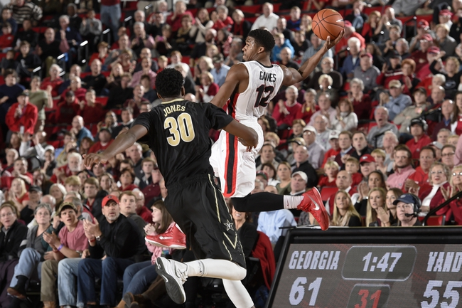 Georgia vs. Tennessee - 2/7/15 College Basketball Pick, Odds, and Prediction