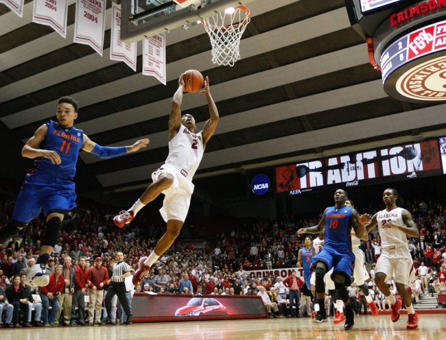 Florida vs. Alabama SEC Tournament - 3/12/15 College Basketball Pick, Odds, and Prediction
