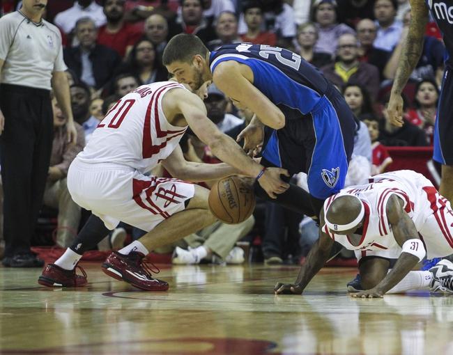 Mavericks vs. Rockets - 2/20/15 NBA Pick, Odds, and Prediction