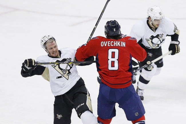 Penguins vs. Capitals - 2/17/15 NHL Pick, Odds, and Prediction