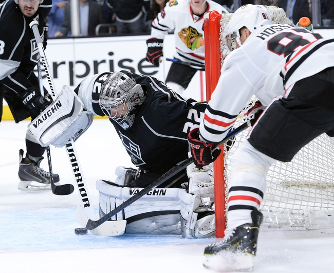 Chicago Blackhawks vs. Los Angeles Kings - 3/30/15 NHL Pick, Odds, and Prediction