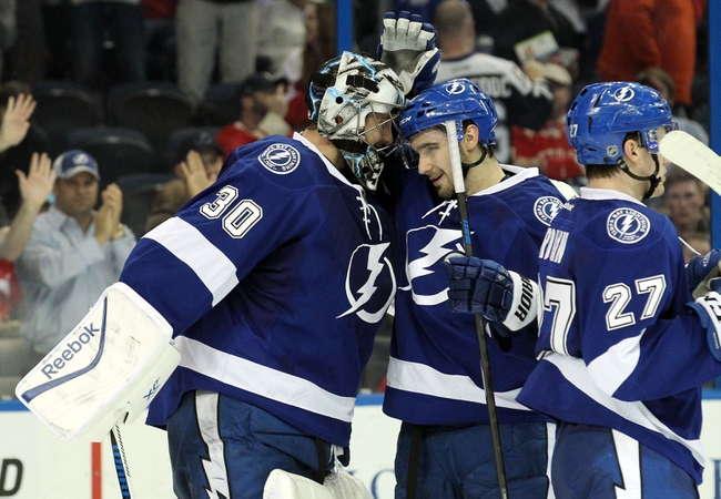 Tampa Bay Lightning vs. Detroit Red Wings - 3/20/15 NHL Pick, Odds, and Prediction