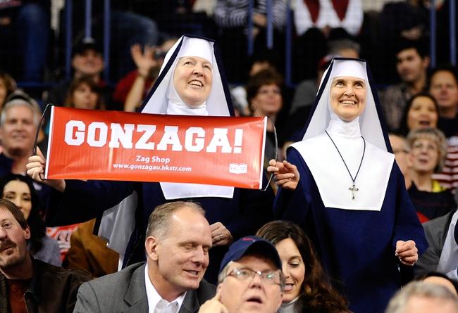 Gonzaga vs. Memphis - 1/31/15 College Basketball Pick, Odds, and Prediction