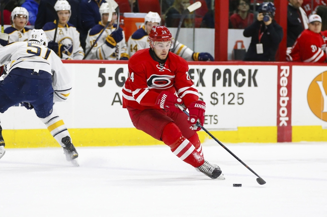 Sabres vs. Hurricanes - 3/12/16 NHL Pick, Odds, and Prediction