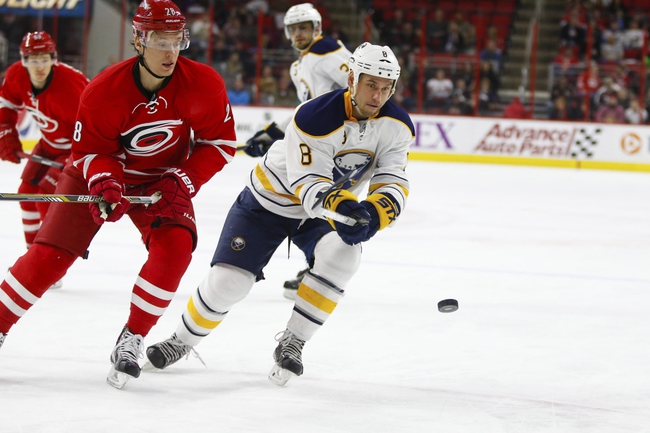 Sabres vs. Hurricanes - 4/6/15 NHL Pick, Odds, and Prediction