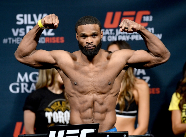 Johny Hendricks vs. Tyron Woodley MMA Pick, Preview, Odds, Prediction - 10/3/15