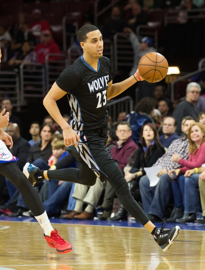 Minnesota Timberwolves vs. Philadelphia 76ers - 11/23/15 NBA Pick, Odds, and Prediction