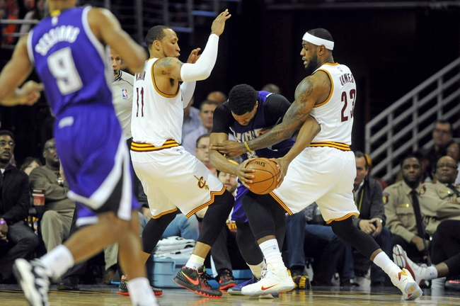 Cavaliers vs. Kings - 2/8/16 NBA Pick, Odds, and Prediction