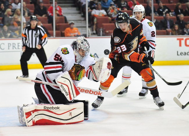 Anaheim Ducks vs. Chicago Blackhawks - 5/17/15 NHL Pick, Odds, and Prediction