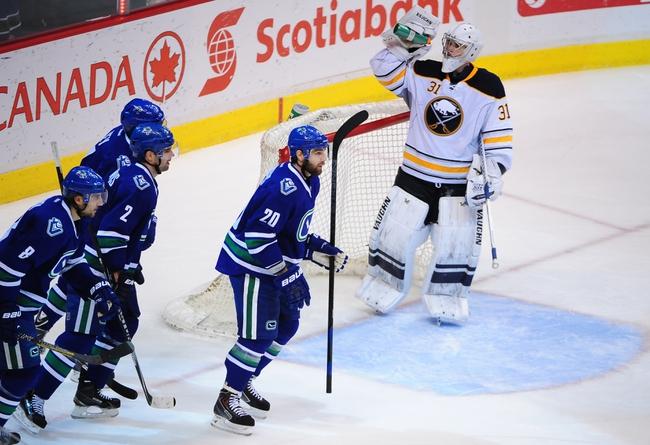 Sabres vs. Canucks - 2/26/15 NHL Pick, Odds, and Prediction