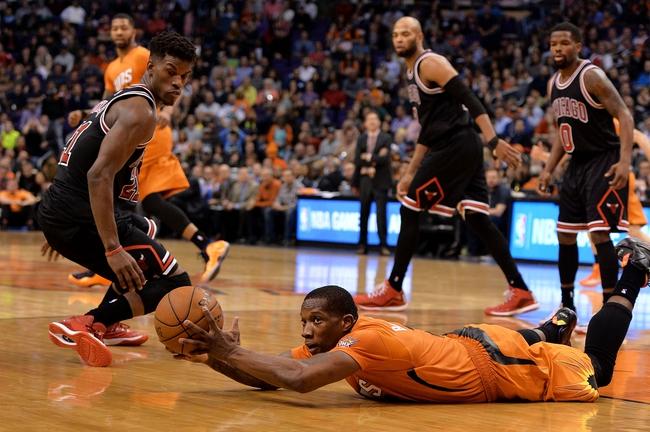 Bulls vs. Suns - 2/21/15 NBA Pick, Odds, and Prediction