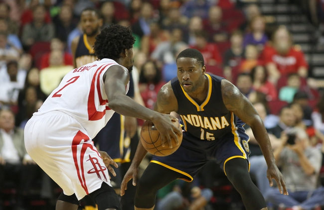 Indiana Pacers vs. Houston Rockets - 3/23/15 NBA Pick, Odds, and Prediction