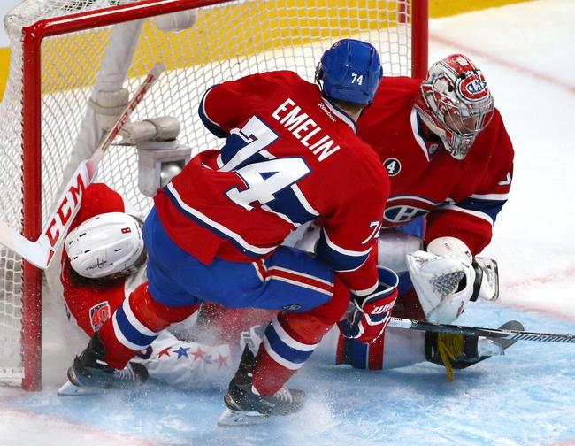 Montreal Canadiens vs. Arizona Coyotes - 2/1/15 NHL Pick, Odds, and Prediction