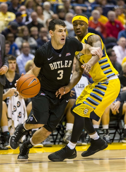 Butler Bulldogs vs. St. John's Red Storm - 2/3/15 College Basketball Pick, Odds, and Prediction