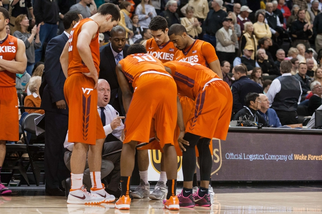 Wake Forest vs. Virginia Tech - 3/10/15 ACC Tournament Pick, Odds, and Prediction