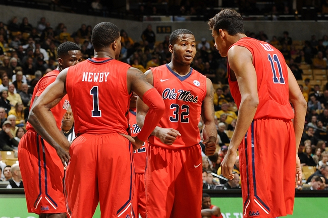 Missouri Tigers vs. Mississippi Rebels - 2/3/16 College Basketball Pick, Odds, and Prediction