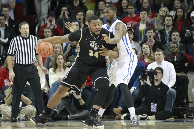 Central Florida Knights vs. Houston Cougars - 2/15/15 College Basketball Pick, Odds, and Prediction