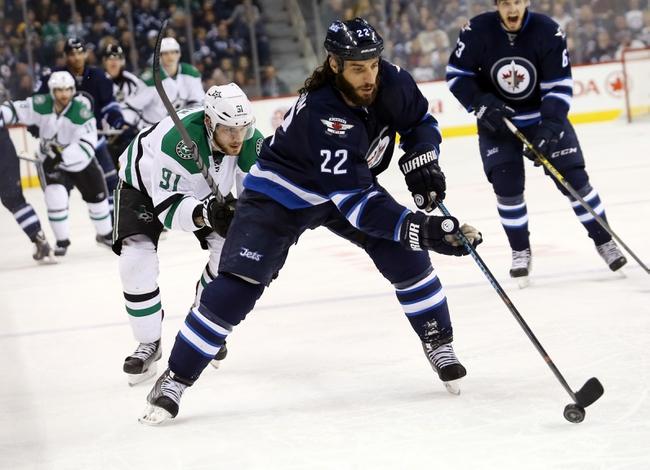 Winnipeg Jets vs. Dallas Stars - 2/24/15 NHL Pick, Odds, and Prediction