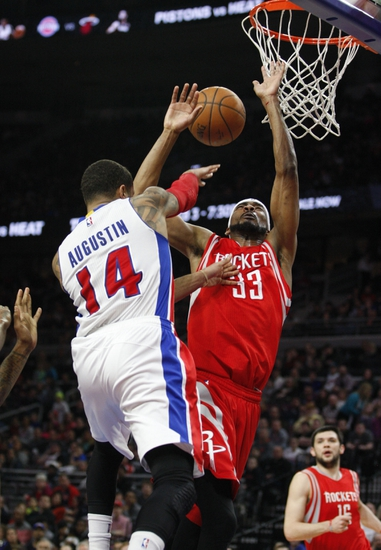 Houston Rockets vs. Detroit Pistons - 3/6/15 NBA Pick, Odds, and Prediction
