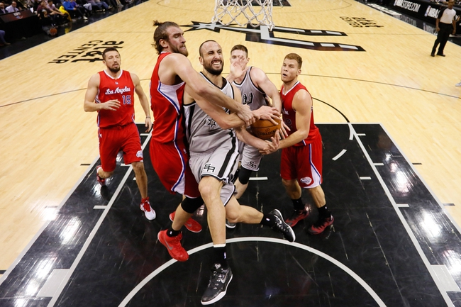 Clippers vs. Spurs - 2/19/15 NBA Pick, Odds, and Prediction