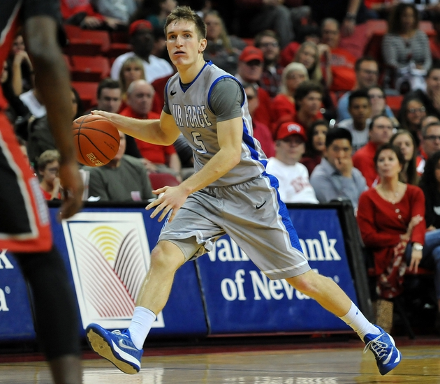 Air Force Falcons vs. UNLV Rebels - 2/14/15 College Basketball Pick, Odds, and Prediction
