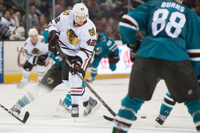 Sharks vs. Blackhawks - 3/14/15 NHL Pick, Odds, and Prediction