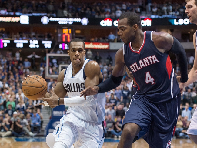 Hawks vs. Mavericks - 2/25/15 NBA Pick, Odds, and Prediction