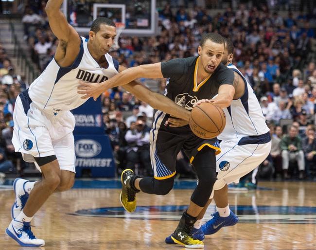 Golden State Warriors vs. Dallas Mavericks - 2/4/15 NBA Pick, Odds, and Prediction