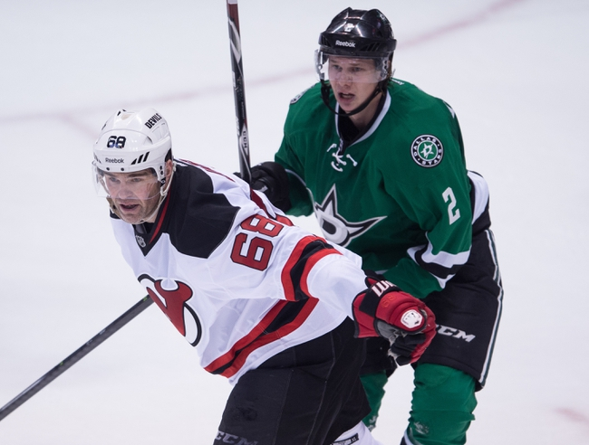 New Jersey Devils vs. Dallas Stars - 1/2/16 NHL Pick, Odds, and Prediction