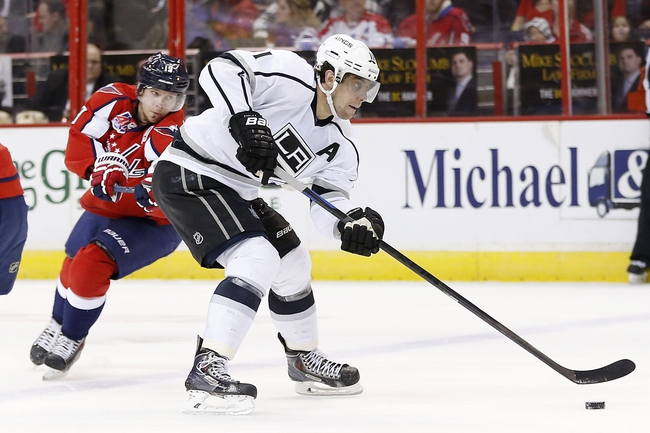 Los Angeles Kings vs. Washington Capitals - 2/14/15 NHL Pick, Odds, and Prediction