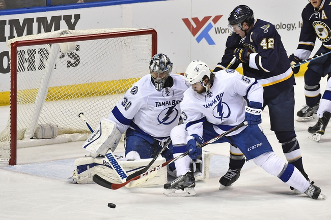 Lightning vs. Blues - 2/12/15 NHL Pick, Odds, and Prediction