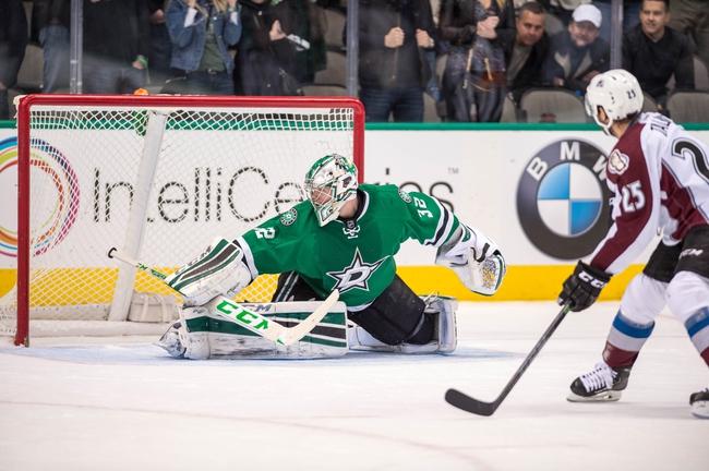 Stars vs. Avalanche - 1/23/16 NHL Pick, Odds, and Prediction