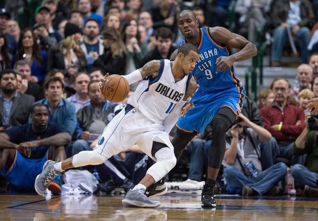 Thunder vs. Mavericks - 2/19/15 NBA Pick, Odds, and Prediction