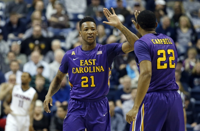 East Carolina vs. Central Florida - 3/12/15 AAC Tournament Pick, Odds, and Prediction