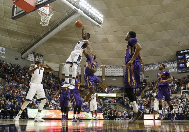 East Carolina vs. Connecticut - 2/25/15 College Basketball Pick, Odds, and Prediction