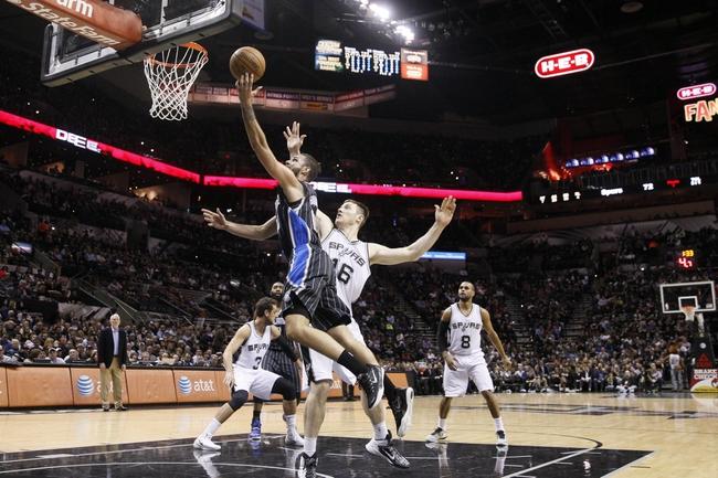 Magic vs. Spurs - 4/1/15 NBA Pick, Odds, and Prediction