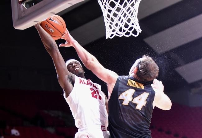 Alabama Crimson Tide vs. Missouri Tigers - 2/6/16 College Basketball Pick, Odds, and Prediction