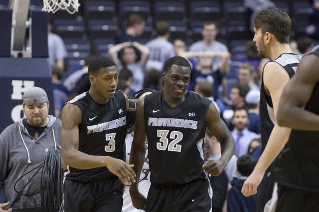 Georgetown Hoyas vs. Providence Friars - 1/30/16 College Basketball Pick, Odds, and Prediction