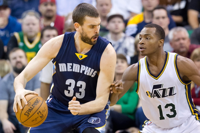 Grizzlies vs. Jazz - 3/3/15 NBA Pick, Odds, and Prediction