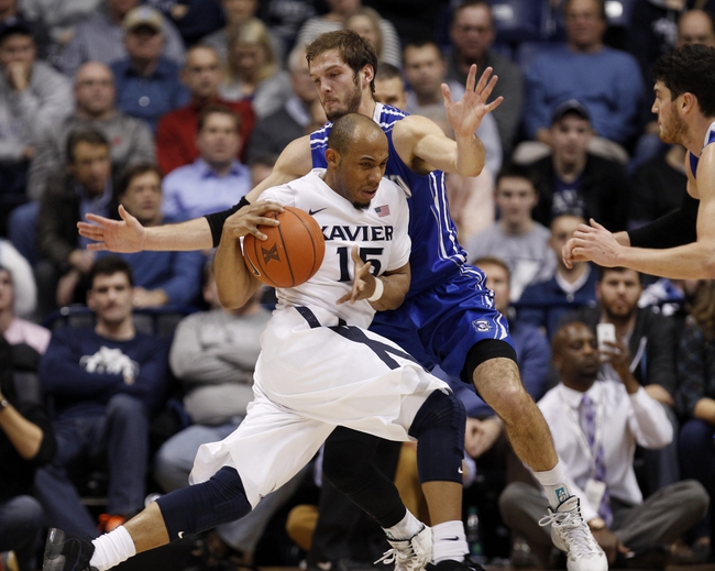 Creighton vs. Xavier - 3/7/15 College Basketball Pick, Odds, and Prediction